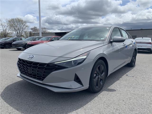 2021 Hyundai Elantra  (Stk: S20334) in Ottawa - Image 1 of 17