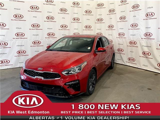 2021 Kia Forte EX Premium (Stk: 22939) in Edmonton - Image 1 of 27
