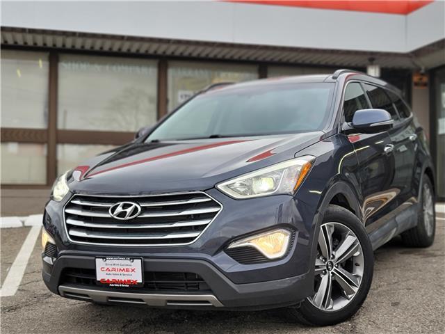 2014 Hyundai Santa Fe XL Limited (Stk: 2104100) in Waterloo - Image 1 of 28