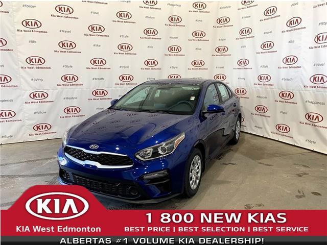 2021 Kia Forte LX (Stk: 23020) in Edmonton - Image 1 of 22