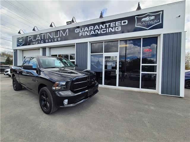 2017 RAM 1500 ST (Stk: 791935) in Kingston - Image 1 of 9