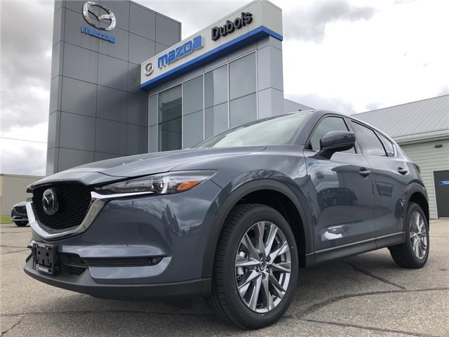 2021 Mazda CX-5 GT w/Turbo (Stk: T2159) in Woodstock - Image 1 of 22