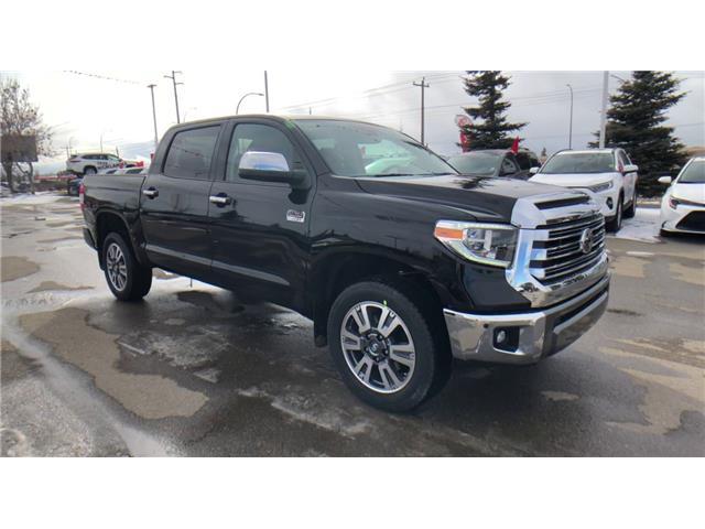 2021 Toyota Tundra Platinum (Stk: 210628) in Calgary - Image 1 of 26