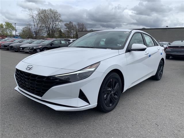 2021 Hyundai Elantra Preferred (Stk: S20238) in Ottawa - Image 1 of 18