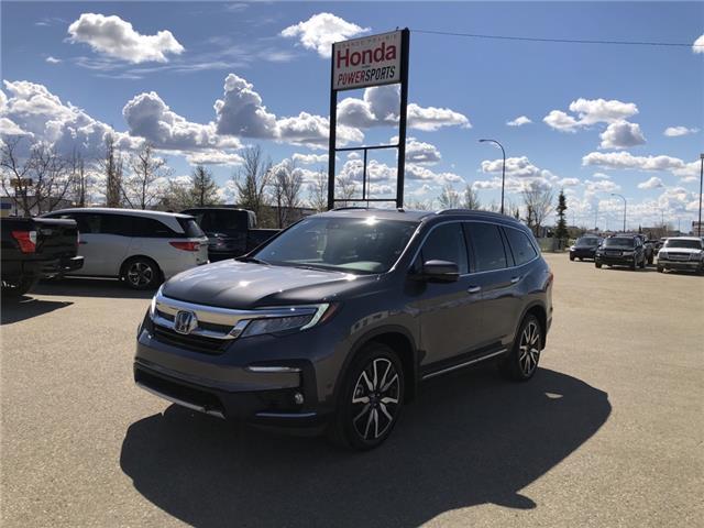 2019 Honda Pilot Touring (Stk: H16-5369A) in Grande Prairie - Image 1 of 25