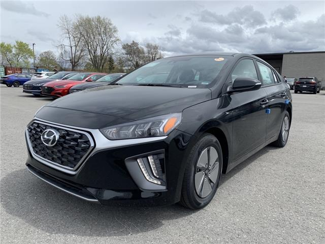 2021 Hyundai Ioniq Hybrid Preferred (Stk: S20499) in Ottawa - Image 1 of 19