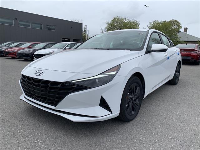 2021 Hyundai Elantra  (Stk: S20396) in Ottawa - Image 1 of 17