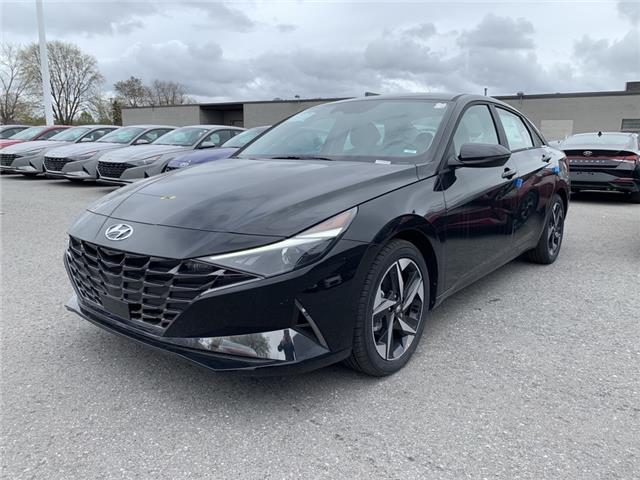 2021 Hyundai Elantra Preferred (Stk: S20263) in Ottawa - Image 1 of 19