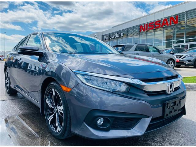2018 Honda Civic Touring (Stk: N1700D) in Thornhill - Image 1 of 23
