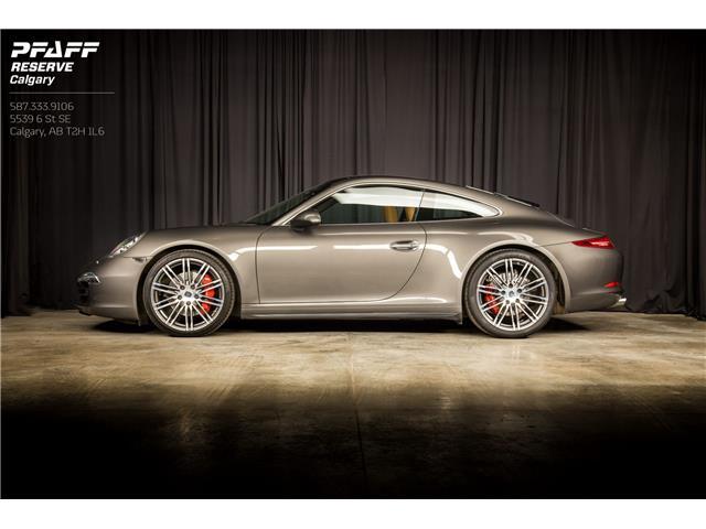 2014 Porsche 911 Carrera 4S (Stk:  CC031 ) in Calgary - Image 1 of 22