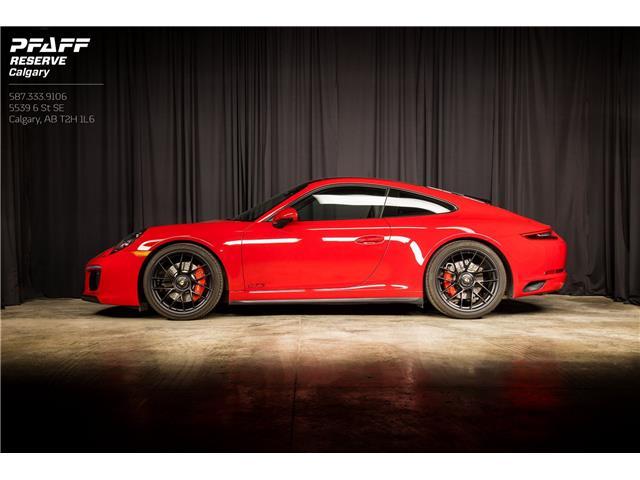 2017 Porsche 911 Carrera 4 GTS (Stk: VU0572) in Calgary - Image 1 of 20