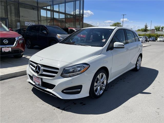 2015 Mercedes-Benz B-Class Sports Tourer (Stk: T21022A) in Kamloops - Image 1 of 28