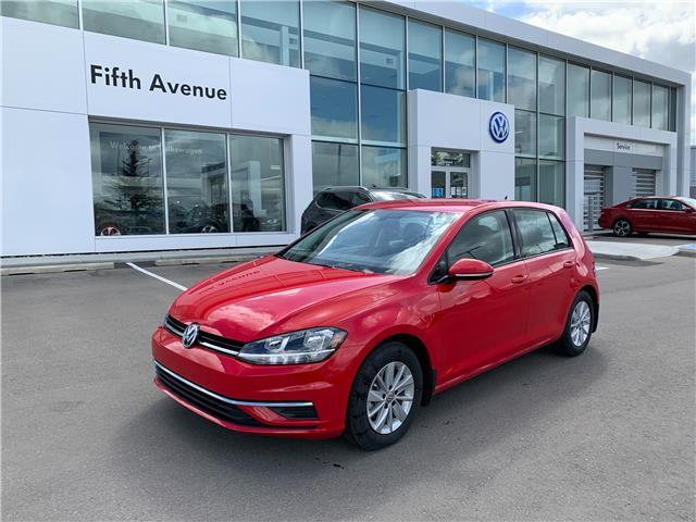 2020 Volkswagen Golf Comfortline (Stk: 20115) in Calgary - Image 1 of 16