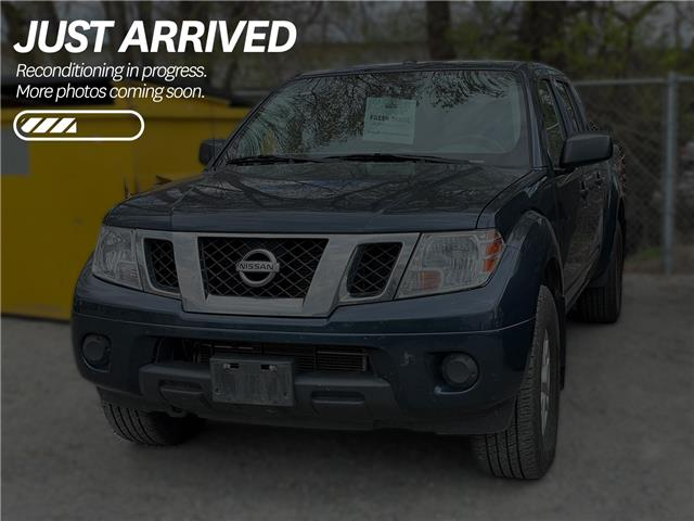 2018 Nissan Frontier SV (Stk: B11931) in North Cranbrook - Image 1 of 1