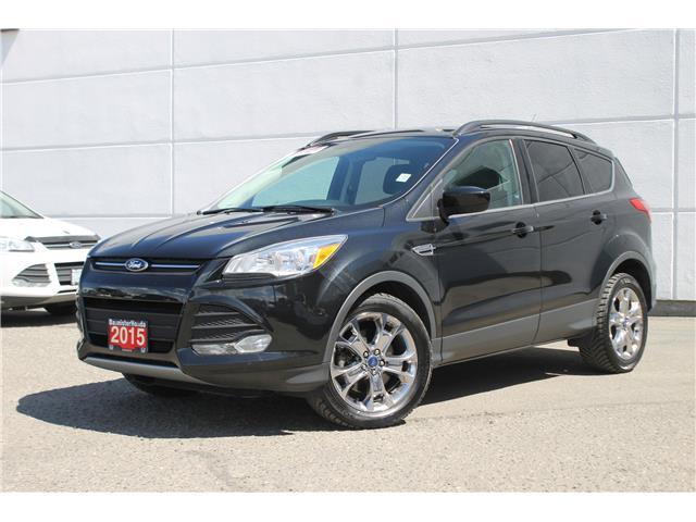 2015 Ford Escape SE (Stk: P21-109) in Vernon - Image 1 of 1