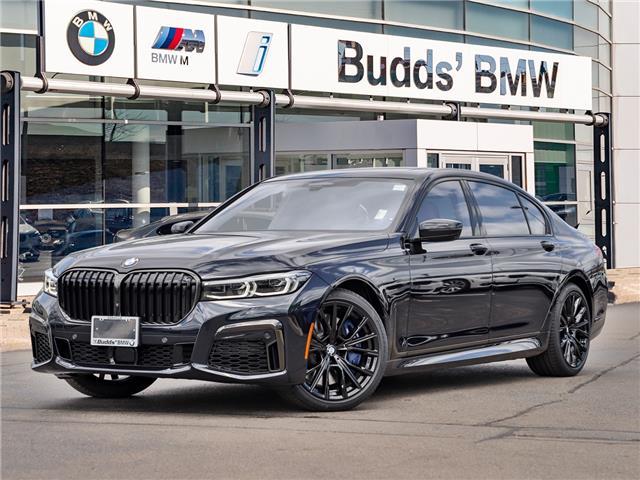 2021 BMW 750 Li xDrive (Stk: B937099) in Oakville - Image 1 of 28
