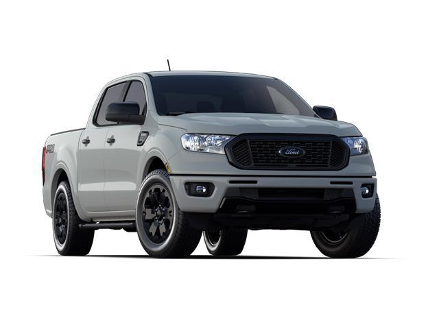 2021 Ford Ranger XLT (Stk: O20401) in Port Alberni - Image 1 of 8