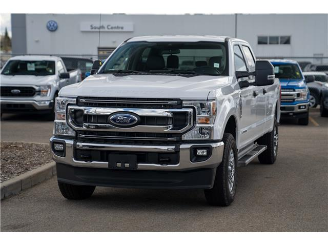 2021 Ford F-350 XLT (Stk: M-1136) in Calgary - Image 1 of 6