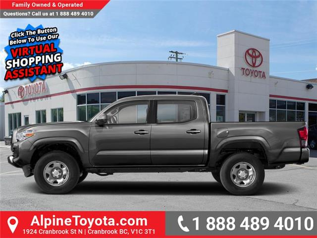 2021 Toyota Tacoma Base (Stk: X062197) in Cranbrook - Image 1 of 1