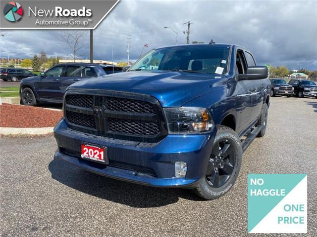 2021 RAM 1500 Classic Tradesman (Stk: T20665) in Newmarket - Image 1 of 22