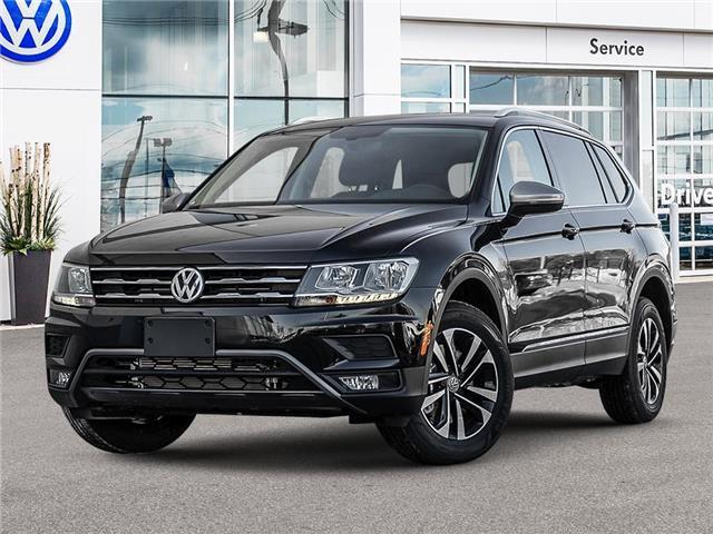 2021 Volkswagen Tiguan United (Stk: TI21074) in Sault Ste. Marie - Image 1 of 23