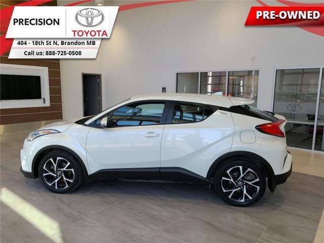 2018 Toyota C-HR XLE (Stk: 211471) in Brandon - Image 1 of 26