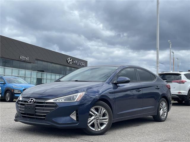 2019 Hyundai Elantra Preferred (Stk: 37199A) in Brampton - Image 1 of 25