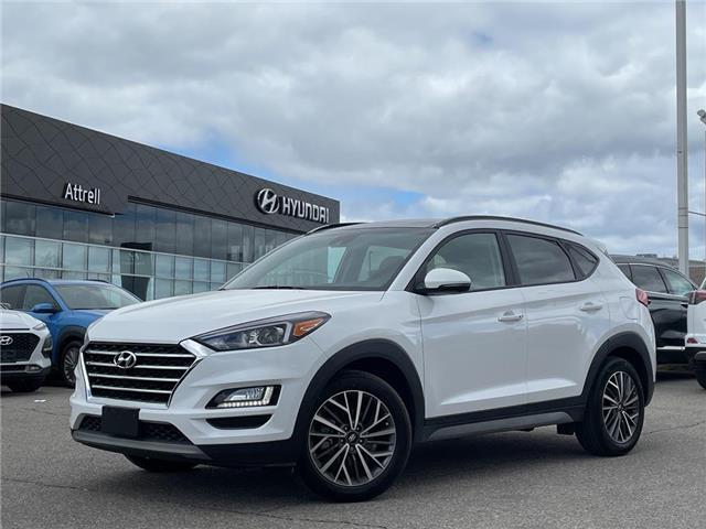 2020 Hyundai Tucson Luxury (Stk: 4433) in Brampton - Image 1 of 26