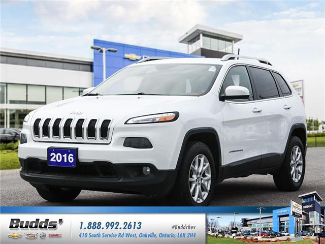 2016 Jeep Cherokee North (Stk: XT8141T) in Oakville - Image 1 of 25