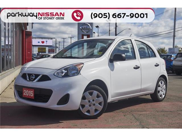 2015 Nissan Micra  (Stk: N20699A) in Hamilton - Image 1 of 16