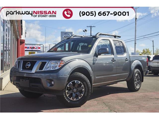 2019 Nissan Frontier PRO-4X (Stk: N1803A) in Hamilton - Image 1 of 23
