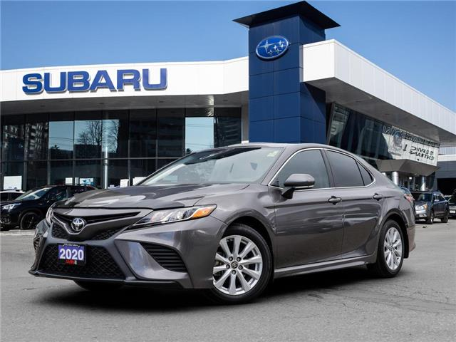 2020 Toyota Camry SE Auto >>No accident<< (Stk: 18528AA) in Toronto - Image 1 of 24