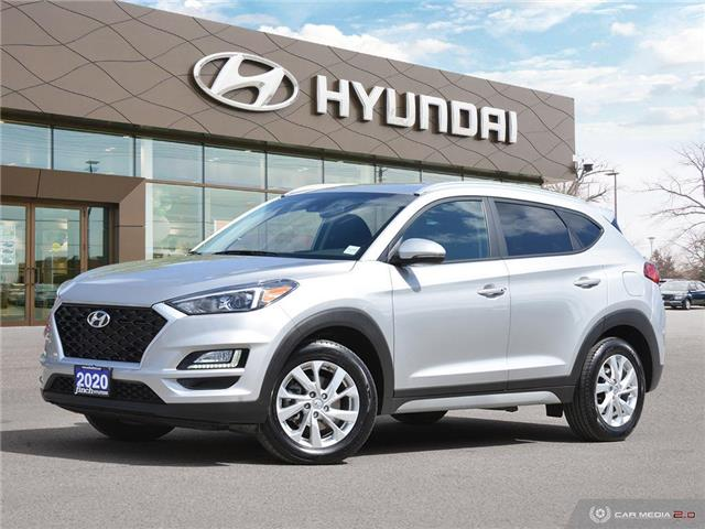 2020 Hyundai Tucson Preferred (Stk: 100104) in London - Image 1 of 26