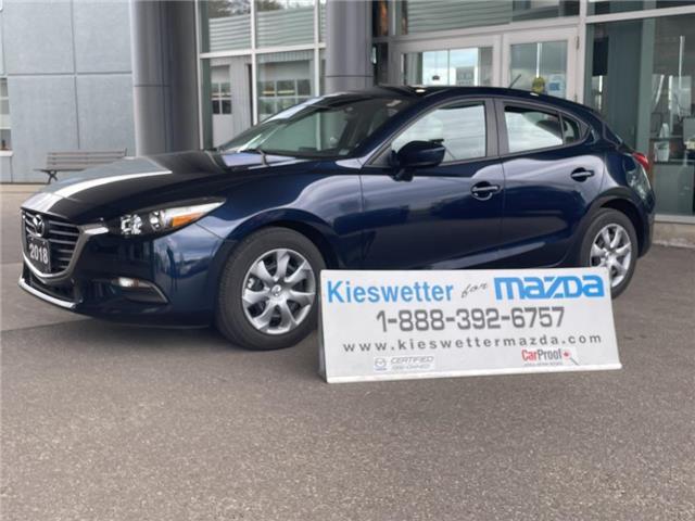 2018 Mazda Mazda3 Sport  (Stk: 37443A) in Kitchener - Image 1 of 25
