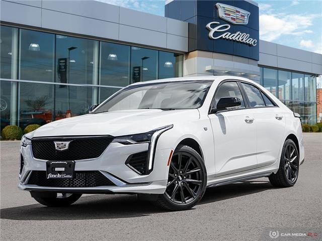 2021 Cadillac CT4 Sport (Stk: 153623) in London - Image 1 of 27