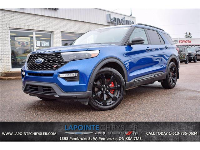2020 Ford Explorer ST (Stk: P3683) in Pembroke - Image 1 of 30