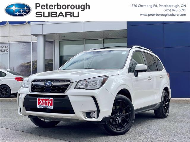 2018 Subaru Forester 2.0XT Touring (Stk: SP0424) in Peterborough - Image 1 of 30