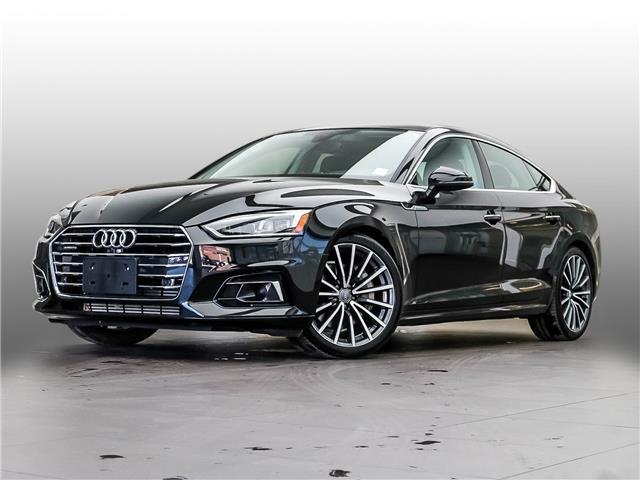 2019 Audi A5 45 Technik (Stk: P4358) in Toronto - Image 1 of 29
