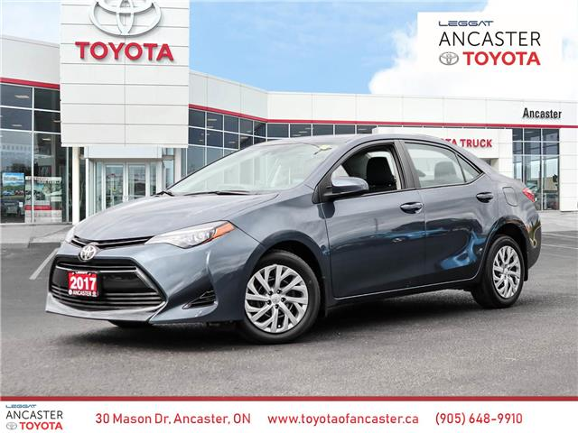 2017 Toyota Corolla LE (Stk: 4159) in Ancaster - Image 1 of 24