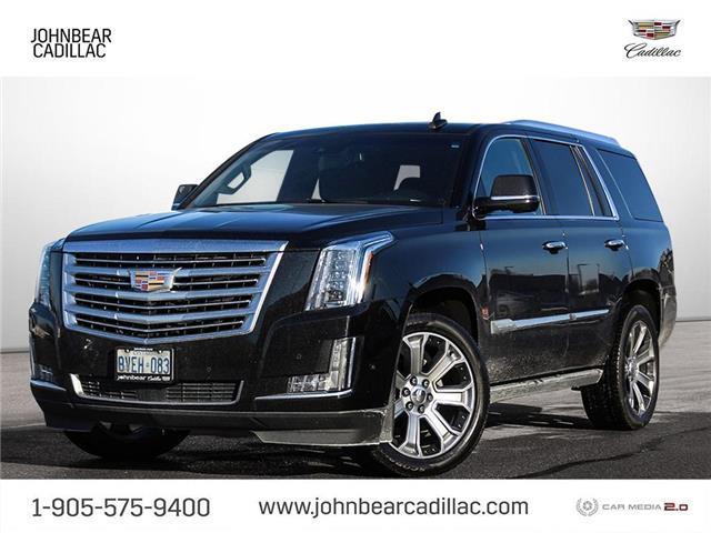 2019 Cadillac Escalade Platinum (Stk: 1GYS4D) in Hamilton - Image 1 of 27