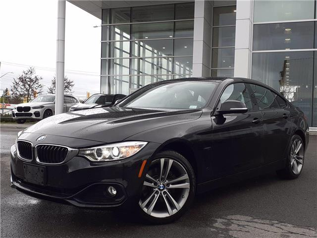 2017 BMW 430i xDrive Gran Coupe (Stk: P9857) in Gloucester - Image 1 of 27