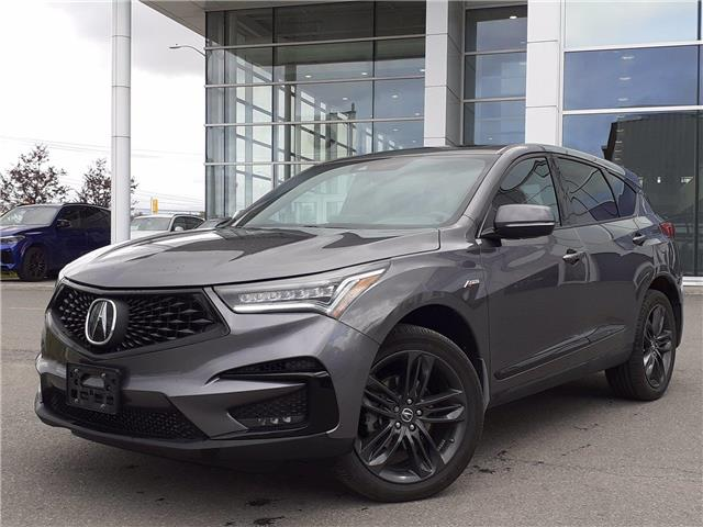 2019 Acura RDX A-Spec (Stk: P9860) in Gloucester - Image 1 of 26