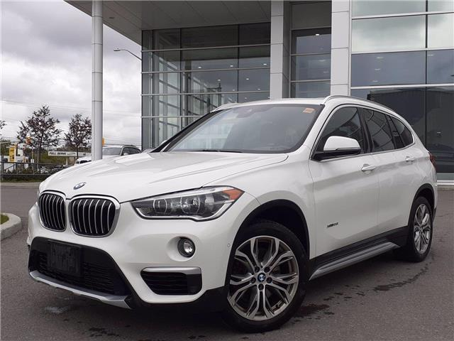 2017 BMW X1 xDrive28i (Stk: P9864) in Gloucester - Image 1 of 26
