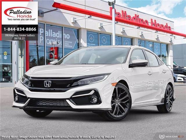 2021 Honda Civic Sport (Stk: 23263) in Greater Sudbury - Image 1 of 23
