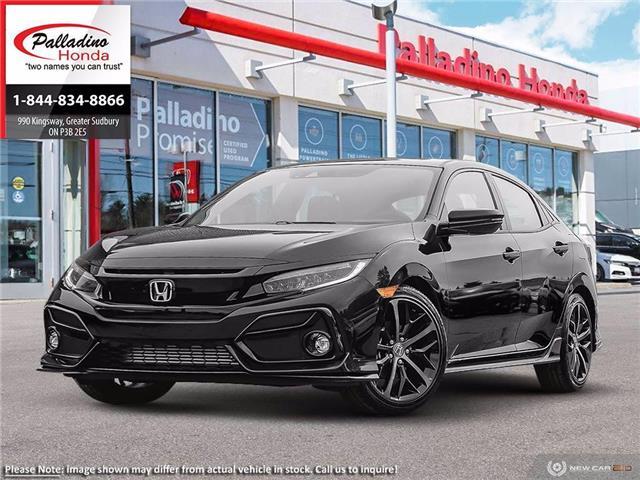 2021 Honda Civic Sport Touring (Stk: 23266) in Greater Sudbury - Image 1 of 23
