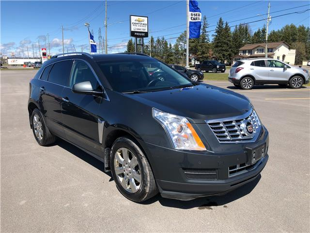 2015 Cadillac SRX Luxury (Stk: 5028-21AA) in Sault Ste. Marie - Image 1 of 12