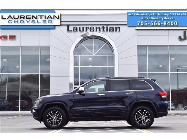 2018 Jeep Grand Cherokee Limited (Stk: 21186A) in Greater Sudbury - Image 1 of 30