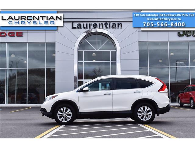 2014 Honda CR-V Touring (Stk: BC0118A) in Greater Sudbury - Image 1 of 28