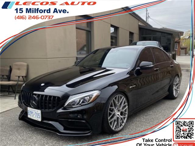 2016 Mercedes-Benz AMG C S (Stk: 104726) in Toronto - Image 1 of 8