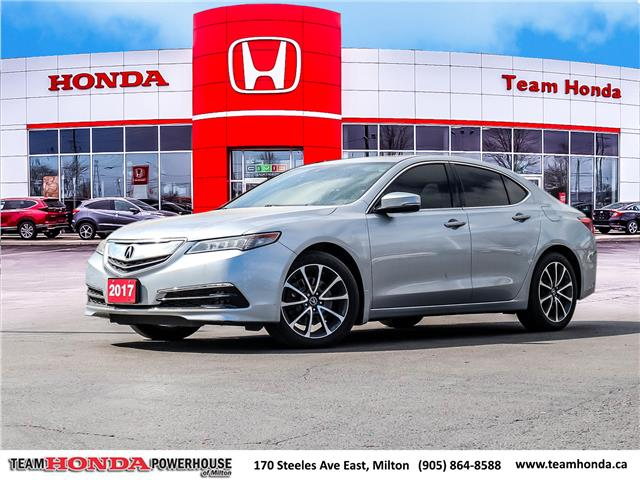 2017 Acura TLX Base (Stk: 21155AA) in Milton - Image 1 of 30